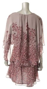 Free People short dress Taupe Combo on Tradesy