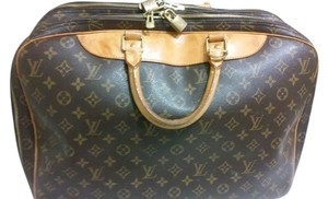 Louis Vuitton Travel Brown Travel Bag