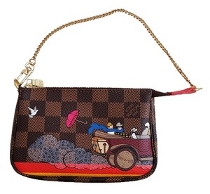 Louis Vuitton Lvlimitededition Lv Limited Edition Evasion Lv Mini Pochette Clutch