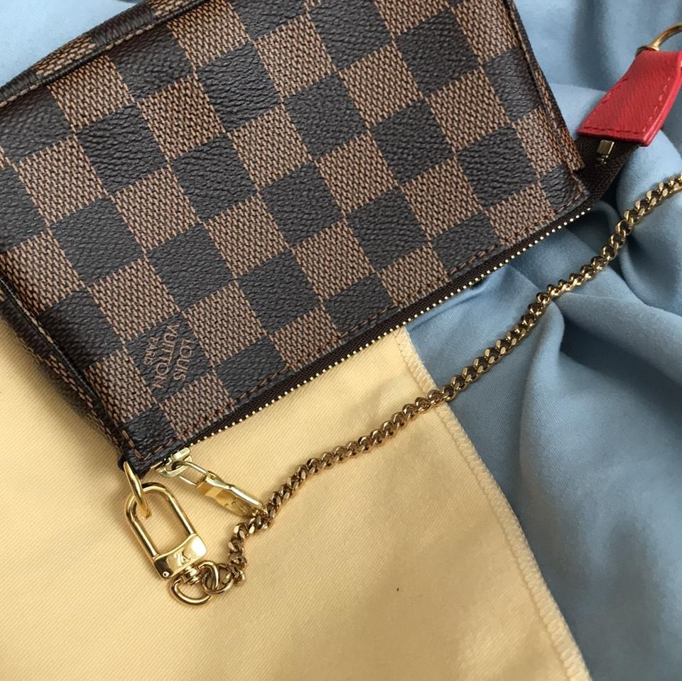 e9bef025bed5 Louis Vuitton Lvlimitededition Lv Limited Edition Evasion Lv Mini Pochette  Clutch Image 11. 123456789101112