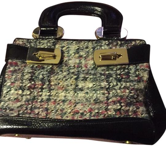 Missoni Satchel in multi color