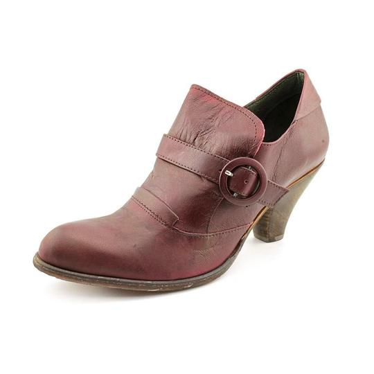 Other Leather Boho Portugal Hand Craft Dark Wine Boots