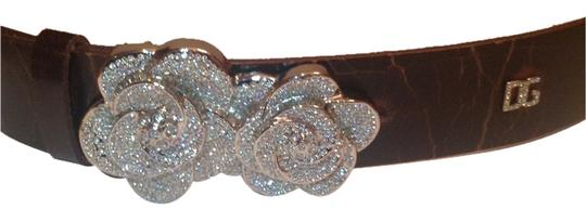 Preload https://item3.tradesy.com/images/dolce-and-gabbana-brown-dolce-and-gabbana-distressed-leather-embellished-crystal-rose-buckle-belt-6546202-0-1.jpg?width=440&height=440