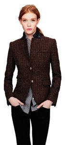 J.Crew Brown/navy Blazer
