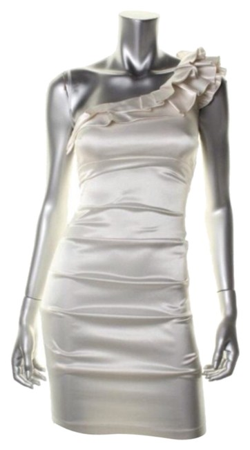 Item - Ivory Style Number: I27x194 Above Knee Cocktail Dress Size 4 (S)