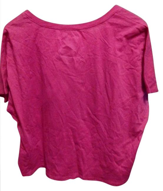 Other Love T Shirt Hot Pink