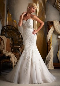 Mori Lee 1903 Wedding Dress