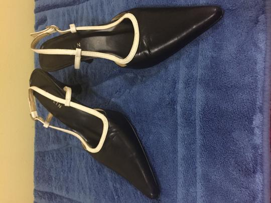 Other Black and White Pumps