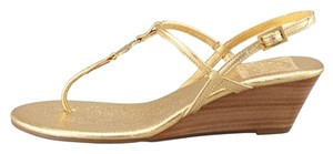 Tory Burch New In Box $295 Sz 10 Bleach Sandals