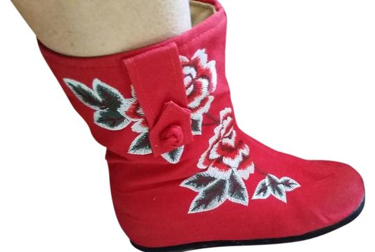 Preload https://item3.tradesy.com/images/buyi-red-boots-6561982-0-0.jpg?width=440&height=440