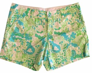 Lilly Pulitzer Mini/Short Shorts It's A Zoo
