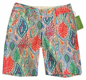 Lilly Pulitzer Mini/Short Shorts Let Minnow