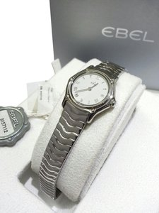 Ebel Ebel Classic, 9157112-0228, Women's Watch, Quartz Movement
