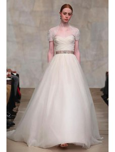 Reem Acra Orchid 4223 Wedding Dress