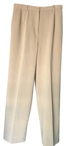 Dialogue Straight Pants Tan
