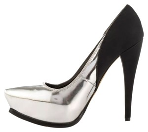 Sam Edelman Black&Silver Pumps