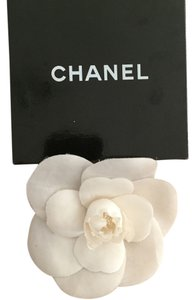 Chanel Iconic Flower Pin