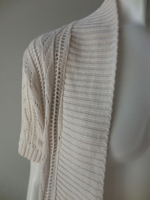 Other Lacey Short Sleeve Open Sweater 2082 Cardigan