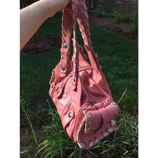 Chloé Tote in Pink