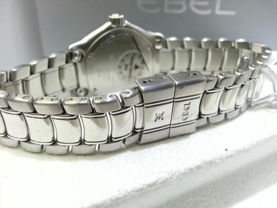 Ebel Ebel 1911 Classic Women's Stainless Steel White Dial Watch