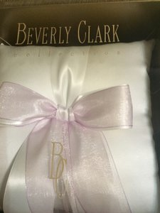 Ring Bearer Pillow / 104 B Custom Color Collection By Beverly Clark