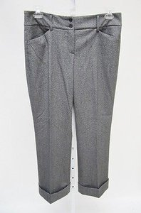 Womyn Tweed Zoe Cuffed Trouser Dress Pants