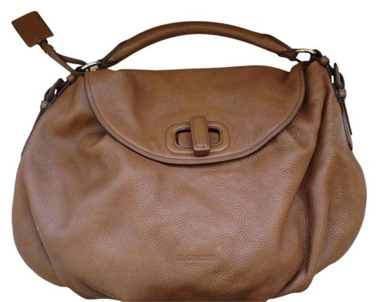 Preload https://item1.tradesy.com/images/jil-sander-no-brown-leather-shoulder-bag-6565855-0-2.jpg?width=440&height=440