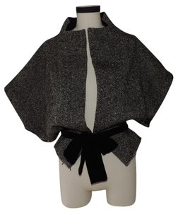 Rozae Nichols black & white tweed Blazer