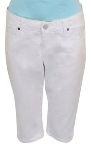 Kitson Capri/Cropped Denim-Light Wash