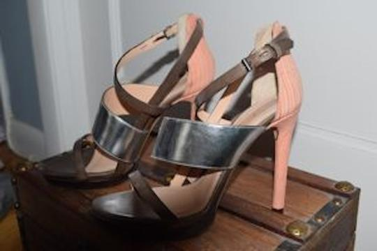 Reed Krakoff Mixed Pumps