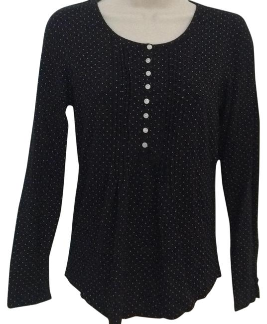 Victoria's Secret Button Down Shirt Blac