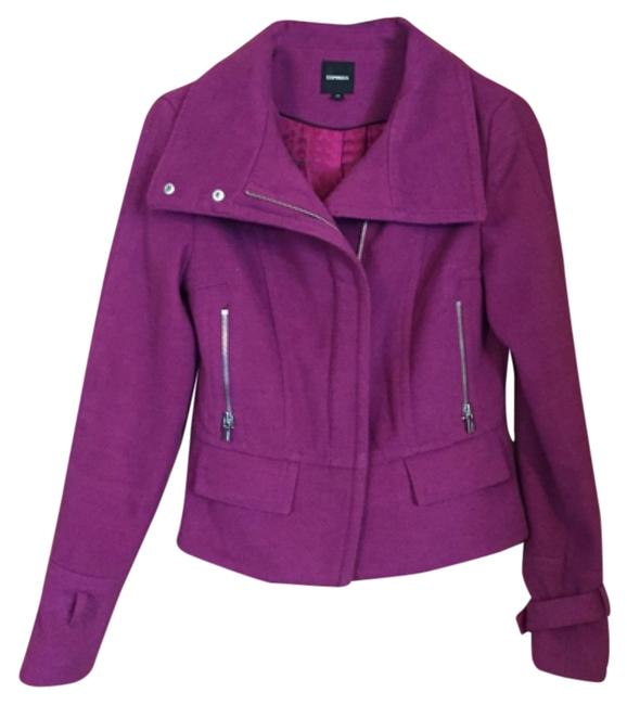 Preload https://item3.tradesy.com/images/express-peacoat-purple-6569572-0-0.jpg?width=400&height=650