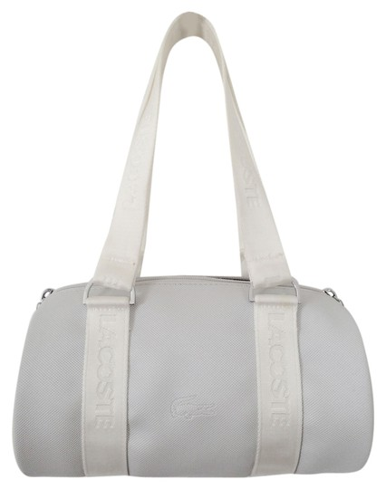 Preload https://item4.tradesy.com/images/lacoste-roll-handbag-classic-white-pvc-shoulder-bag-6570433-0-1.jpg?width=440&height=440
