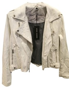 Steve Madden Motorcycle Bomber Motorcycle Jacket
