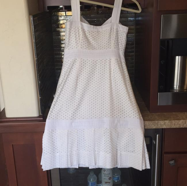 Toty Burch short dress White on Tradesy