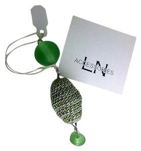 Beautiful green glass pendant