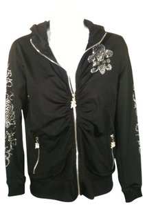 BCBGMAXAZRIA Zipper, Hooded