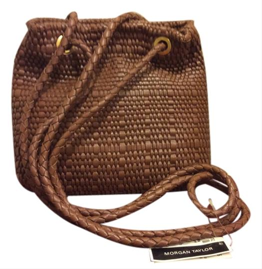 Preload https://item5.tradesy.com/images/morgan-taylor-style-14516sad-saddle-brown-woven-leather-shoulder-bag-6575224-0-0.jpg?width=440&height=440