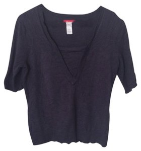 Anne Klein Top Navy