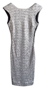 Zara Wedding Rehearsal Sequin Sexy Dress