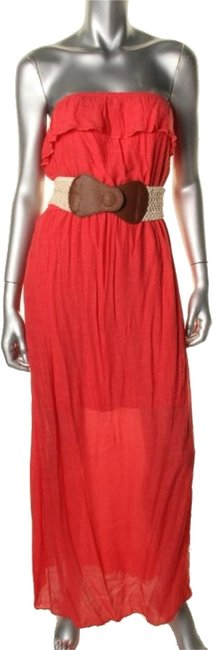 Coral Maxi Dress by Trixxi