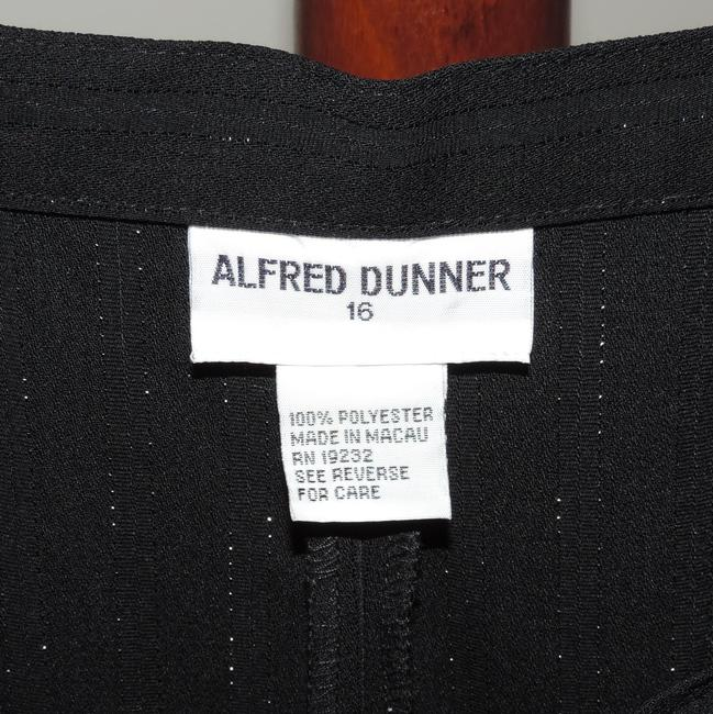 Alfred Dunner Sparkly Pinstripes Pants