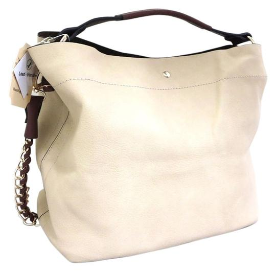 Other Leather Faux Body Ouch Shoulder Bag