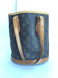 Louis Vuitton Bucket Pm Tote Shoulder Bag