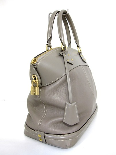 Louis Vuitton Lockit Mm Handbag Handbag Lockit Purse Tote Suhali Lockit Mm Shoulder Bag