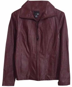 East 5th Essentials Cherrywood Red Jacket