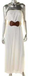 Ivory Maxi Dress by Trixxi