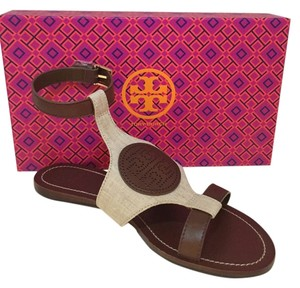 Tory Burch Natural/Tan Sandals