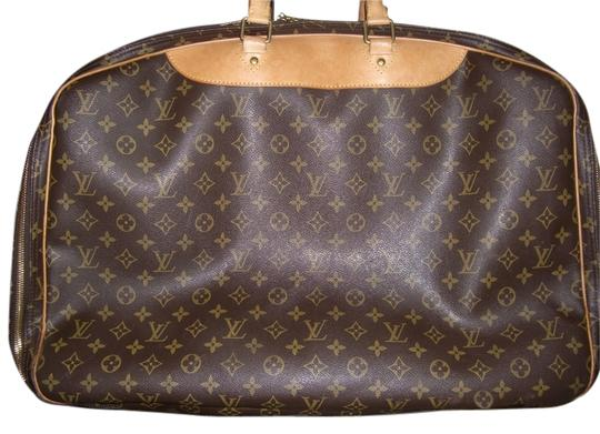 Preload https://item1.tradesy.com/images/louis-vuitton-alize-3-browntan-signature-monogram-coated-canvasleather-weekendtravel-bag-6580810-0-0.jpg?width=440&height=440