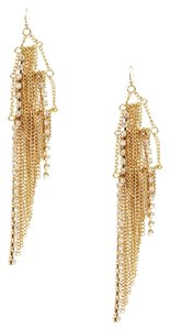 Savvy Cie Savvy Cie De Lamour Multi-Chain Dangle Earrings
